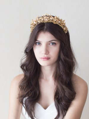 Bridal crown / Style 813