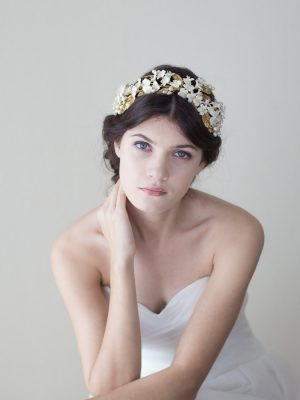 Cherry blossom headpiece / Style 820
